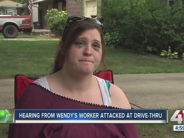 Wendy's attack victim shares her story