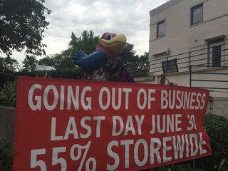 Iconic bookstores closing at KU, K-State