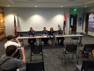 KCPD monitoring celebratory gunshots