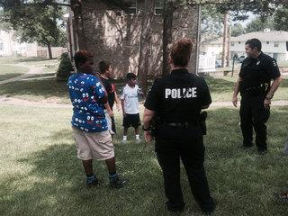 OP police look for fireworks rule breakers