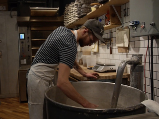 Lawrence brothers passionate about bakery cafe