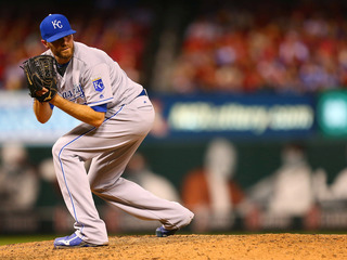 Royals place Wade Davis on disabled list