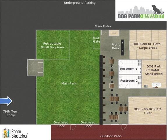 indoor dog park business plan