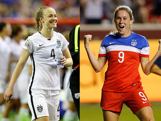 FC KC's Sauerbrunn & O'Reilly heading to Rio