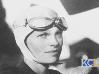 Celebrating Amelia Earhart