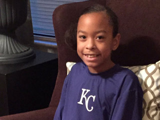 WATCH: KC Royals inspire young artist