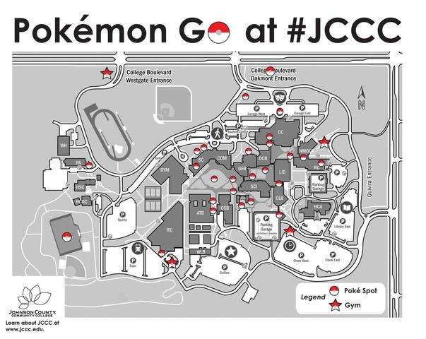 pokemon go craze hits johnson county munity college kshb
