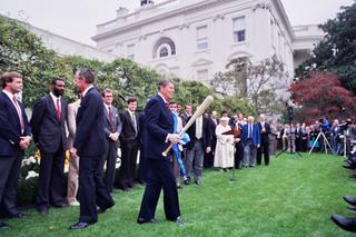 Saberhagen talks Royals '86 visit to White House