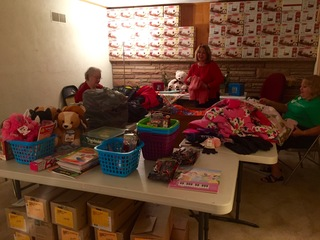 Local organization helps families in need