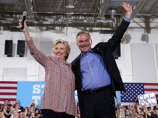 Clinton's VP pick grew up in Kansas City
