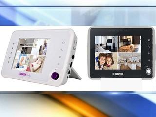 Video baby monitors recalled due to burn hazard