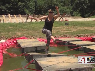 Michelle Becomes A Rugged Maniac