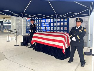 Pictures: KC remembers Captain Dave Melton