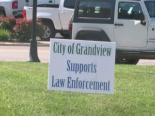 Grandview police encouraging the community