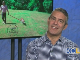 TV Host Andy Cohen Talks Furry Friends