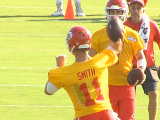 VIDEO: Chiefs training camp begins