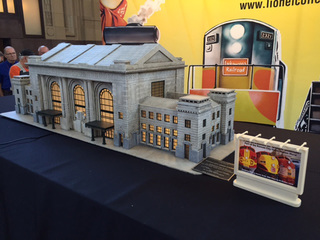 Take a look at the new Union Station model