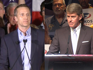 MO governor, US Senate races narrow in new poll