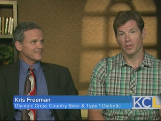 Kris Freeman talks living with Type 1 diabetes