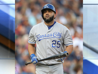 Royals DH Kendrys Morales suspended for one game