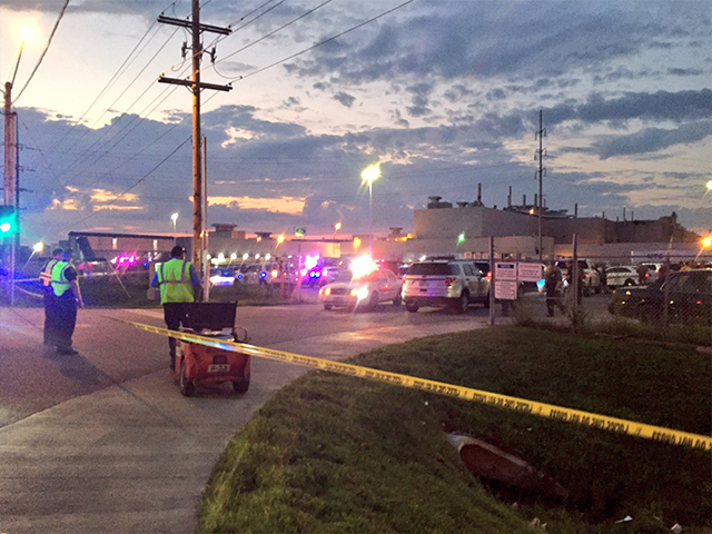 Man killed outside Ford plant near Kansas City