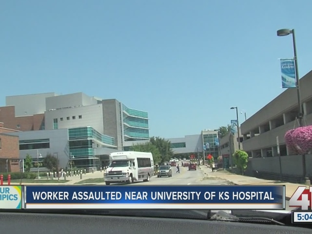 KU Med Center employee assaulted, robbed blocks from campus