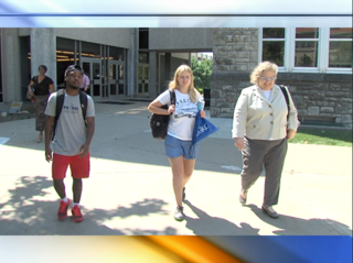 Intellecutally disabled students off to UMKC