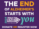 How you can help the Alzheimer's Association!