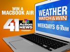Weather Watch and Win Rules