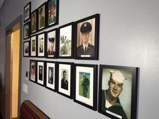 New Waldo restaurant honors veterans