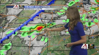 Another round of severe storms tonight