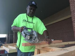 Kansas group builds tiny house for homeless