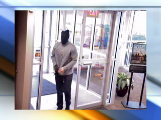 Police looking for LS bank robbery suspect