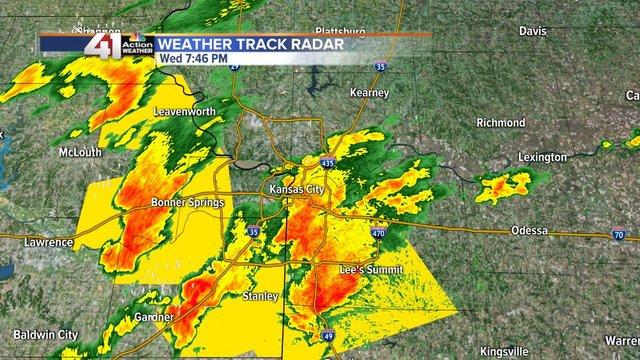 Flash Flooding is main threat tonight