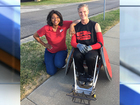 OP wheelchair athlete seeks to inspire others