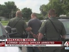 UPDATE: Former Odessa officer charged