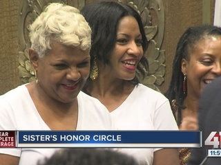 KC honors Sisters' Circle for community impact