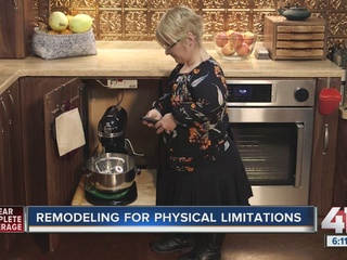 WATCH: Remodeling for physical limitations