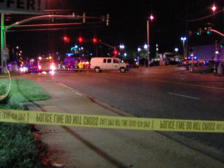 One dead in Tuesday night crash in KCMO
