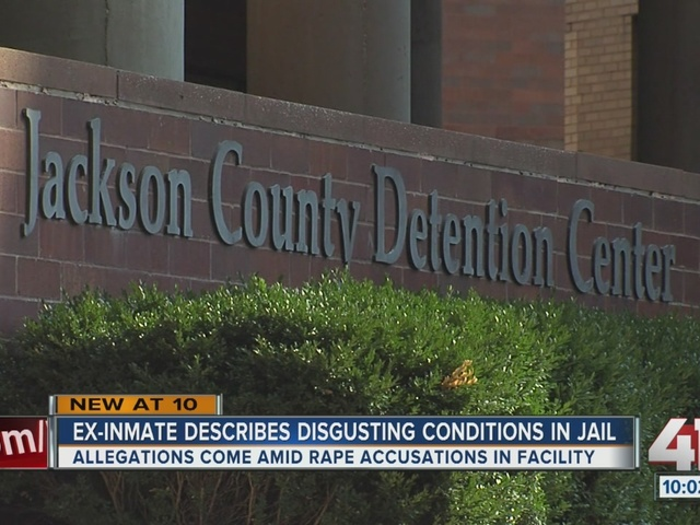Details on poor conditions at Jackson Co. jail