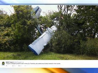 87-year-old man survives Henry Co. plane crash