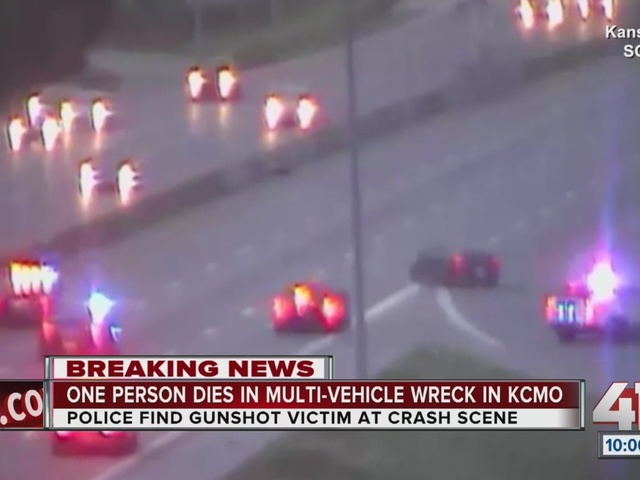 Suspect arrested after high-speed chase across KC