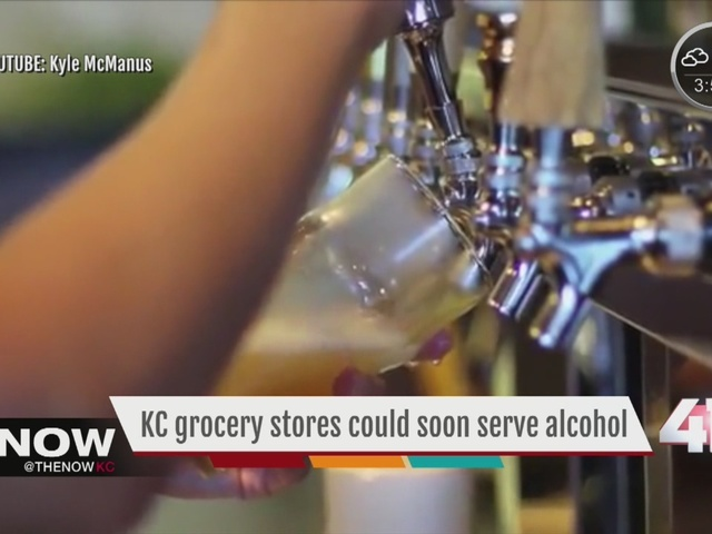 Happy hour could be coming to supermarkets in Kansas City