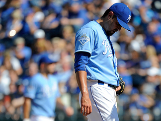 Soria shows class after being booed by fans