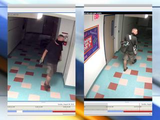 Man charged for Maplewood Elementary burglary