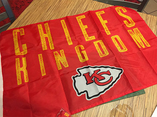 Get your Chiefs flags ready for Red Friday