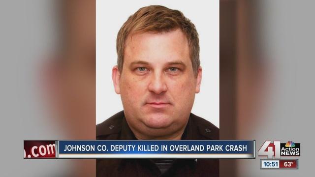 Kansas sheriff's deputy dies when patrol vehicle hit by driver