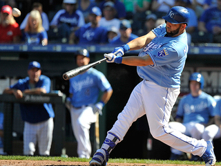 Royals win 10-3 over the White Sox