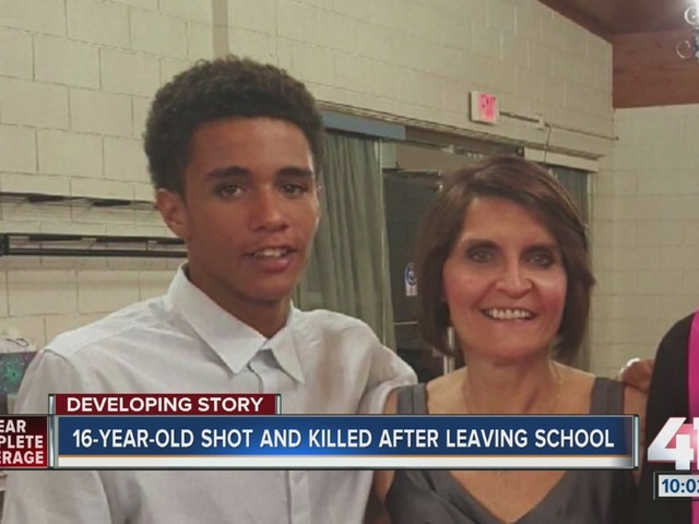 16-year-old boy killed in shooting in independence