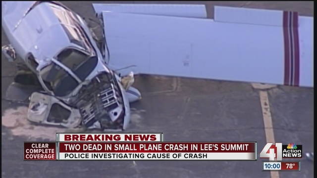 Two from Des Moines die in Missouri plane crash